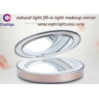 Cheap USB Cable Hollywood Mirror With Lights , LED Makeup Light Charging Power for sale