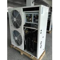 15KW R410A EVI DC Inverter Air Source Heat Pumps with Heating and Cooling