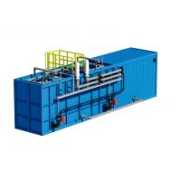Cheap Electroplating Industrial Wastewater Treatment Systems , Waste Water Purification System for sale