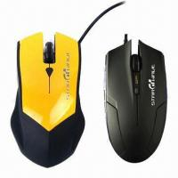 Cheap Wired Game Mice with CE/FCC/RoHS/UL for sale