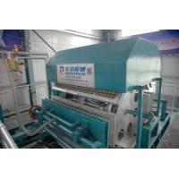 Cheap Chicken Box Making Machine Pulp Molding Machine , Egg Tray Production Line for sale