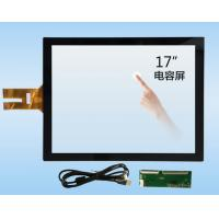 Cheap 10.4 To 65 Inch G+G / G+FF Projected Capacitive Touch Screen Panel with USB interface for sale