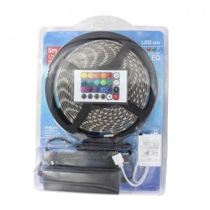 Cheap LED strip RGB 5050 300SMD 5m LED Flexible Light IP65 for sale