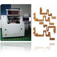 China Ceramic / Glass CNC Laser Cutter Machine Precise Control , FPCA Cutting Circuit Board on sale