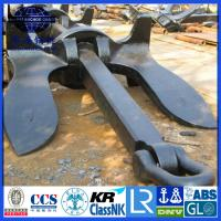 Cheap U.S Navy Stokless Anchor with KR LR BV NK DNV ABS Certification for sale