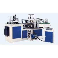 Buy cheap High Speed Hot Food Cup Paper Lid Forming Machine 6kw 380v 50Hz from wholesalers