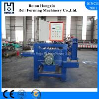 Buy cheap Automatic Cold Roll Forming Machine With Hydraulic Pump Cr12 Cutting Blade from wholesalers
