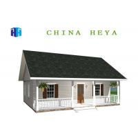China Low Carbon Residential Metal Building Kits , Contemporary Modular House Waterproof on sale