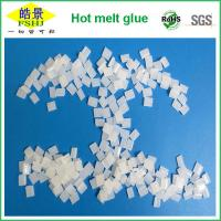 Cheap Low Temperature - Hot Melt Adhesive For Side Book Binding (Transparent White) wholesale