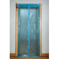Cheap super quality invisible magnetic strip plastic door curtain 90*210cm for sale