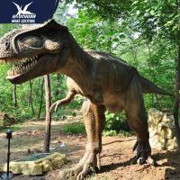 Cheap Professional Realistic Dinosaur Models Hands Moving Theme Park Huge Decoration for sale