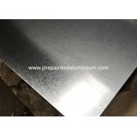 Cheap Minimal Spangle Aluzinc Coated Steel For Vending Machines And Barns 30-1500 mm Width for sale