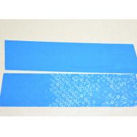 Cheap Tamper Evident Non Residue Security Tape Polyester Film For Brand Protection for sale