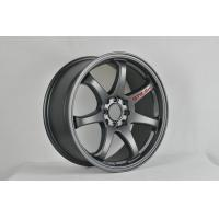 China 15 Inch Alloy Wheels 15x7 17x7.5 For Volkswagen, Chevrolet, Ford, Lexus on sale