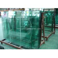 Cheap Doors Coated Tempered Safety Glass Decorative Curved Toughened Glass wholesale