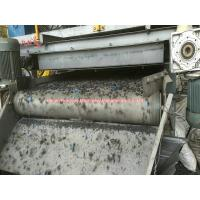 Cheap High Capacity Waste Rubber Tire Recycling Machine Compact Design 1 Year Warranty for sale