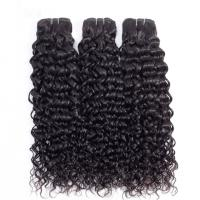 Cheap Indian Water Wave 100 Unprocessed Virgin Hair Extensions Natural Hair Weaves for sale