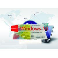 Buy cheap Win 10 Pro label sticker/ FPP/ OEM FQC-08929 64 Bits Made in Hong Kong Support 1 User from wholesalers