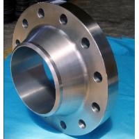 Cheap A182 F22 Alloy steel pipe flange , weld neck flange with butt weld Connection for sale