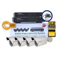 Cheap 8 Channel HD SDI Security Camera 600TVL With Full Real Time Image for sale