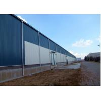 Cheap Logistics Steel Structure Warehouse Construction / Industrial Steel Frame Buildings for sale