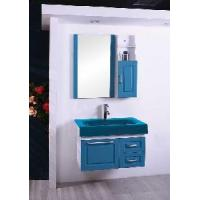 Cheap Bathroom Cabinet / PVC Bathroom Cabinet (W-093) for sale