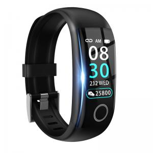 """Cheap Body Temperature IP67 0.96"""" Smart Heart Rate Wristband for sale"""