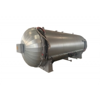 Cheap DN1500 Roller 0.85Mpa Q345R Rubber Curing Autoclave for sale