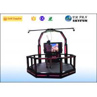 Virtual Reality 9D HTV Vive Simulator Interactive Game For Shopping Malls