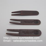 Cheap Cheap Golf Divot tools in bulk production, Custom Metal Golf Divot repairer tools for sale
