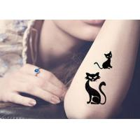 Cheap Cosmetic Standard Coulurful Cute Designs Body Skin Safe Temporary Tattoo Sticker wholesale