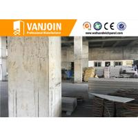 China Housing Market Steel Constructure Composite Panel Board Building Block CE Certificated on sale