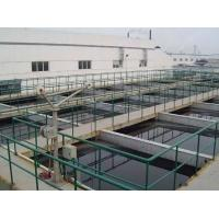 Cheap Slaughter Industrial Water Treatment Systems Custom Color Easy Operation for sale