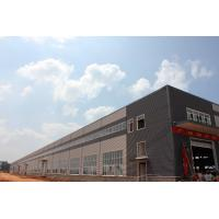 Cheap Stabilized Fabricated Single Storey Steel Buildings Welded H Section Structure for sale