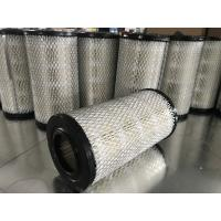 China Industrial Particulate Air Filter , Cylindrical Gas Particulate Filter on sale