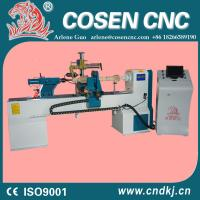 Cheap 2017 After-sales Service Provided and New Condition wood router lathe for sale