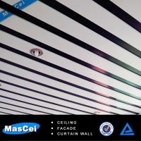 China Aluminium Stretch Ceiling and Strip Ceiling on sale