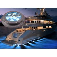 Cheap Single color 316 Stainless Steel LED Boat Lights Spotlight IP68 Boat floodlight wholesale