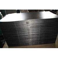 Cheap Black Color Expanded Graphite Sheet Foil Roll With Metal Tanged Insert for sale