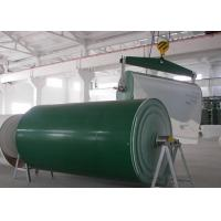 Cheap Lightweight Flat PVC Conveyor Belt 80-300N/mm for Industrial Conveying for sale