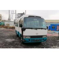 China Low price Japan used Toyota Coaster bus with 23 27 30 seats diesel/petrol engine LHD for sale on sale