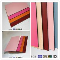 Quality Fireproof Aluminum Composite Panel/board/sheet for sale