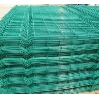 China Green / black PVC Coated Wire Mesh, stainless steel for window screen on sale