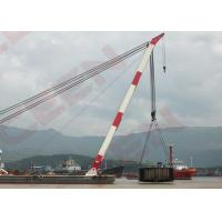 Cheap 180Ton / 300Ton WD350  Luffing Mast Crane / floating crane for heavy duty lifting for sale