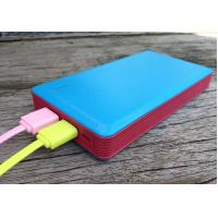 Cheap High Capacity 13200mah Portable Power Bank For Mobile Devices , Dual USB Power Bank wholesale