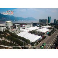 Buy cheap 50x100m Outdoor Exhibition Tents For Trade Show , Big Wedding Marquee from wholesalers