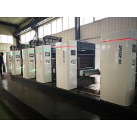 Cheap High Efficiency Roll To Roll Offset Printing Machine With Japanese Servo System for sale