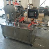 Cheap OEM Available Hard Candy Making Machine , Candy Manufacturing Equipment for sale