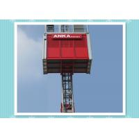 Cheap Man Material Construction Hoist Elevator With 2000kg Load Capacity for sale