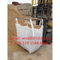 Cheap Woven Polypropylene 1 Ton Bulk Bags , One Ton Bags 1 Ton Sacks For Chemical / Building for sale